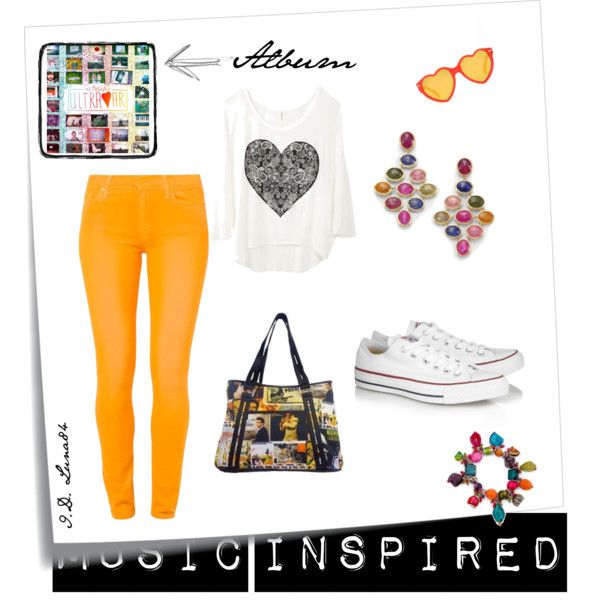 """""""Music Inspired!, El Pescao, Ultramar"""" [Spain] by luna84 on Polyvore"""