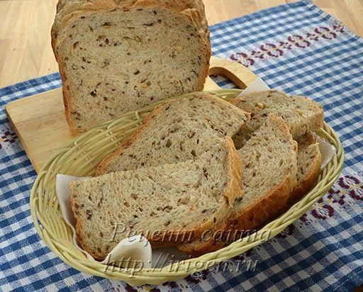 хлеб здоровье в хлебопечке