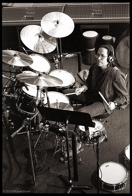 Jeff Porcaro - Drummer for Toto