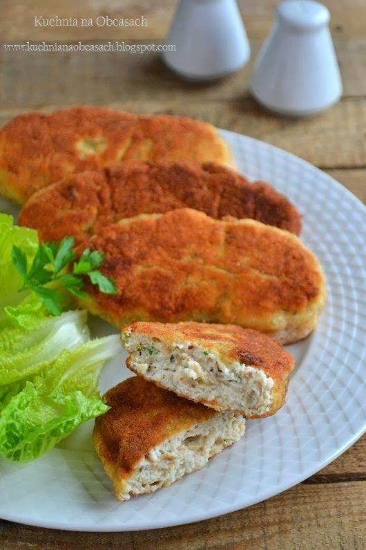 kuchnia na obcasach: Kotlety pożarskie z kurczaka