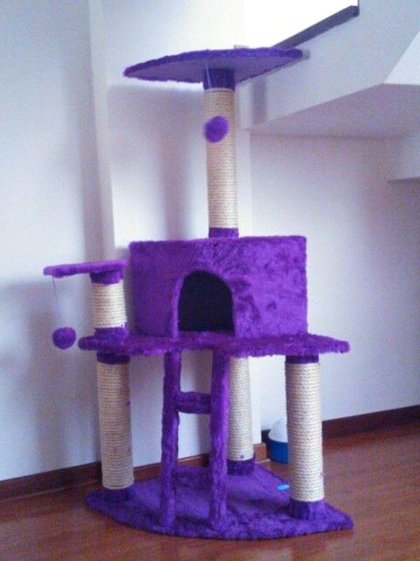#Rascador, Arañador Para Gatos Modelo Tamy, #Mascotas - Tenemos muchos accesorios para tu #gato, solicita nuestro catálogo dando click en la imagen. Lima / Perú