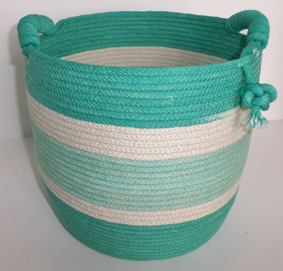 Cotton Clothesline Rope Adorable 178 Best Rope Bowls Baskets Vessels & More Images On Pinterest 2018