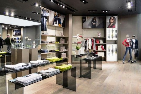 Store Design Ideas innovative hofstede optiek design by alexander nowotny home architecture design images hofstede optiek design by alexander Cool Small Shop Design Ideas Store Design Ideas Pinterest Shops Design And Ideas