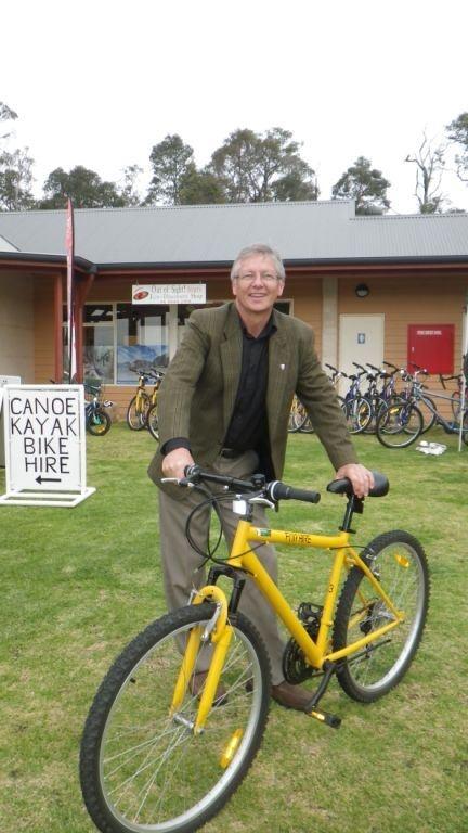 Munda Biddi Bike Hire Denmark WA