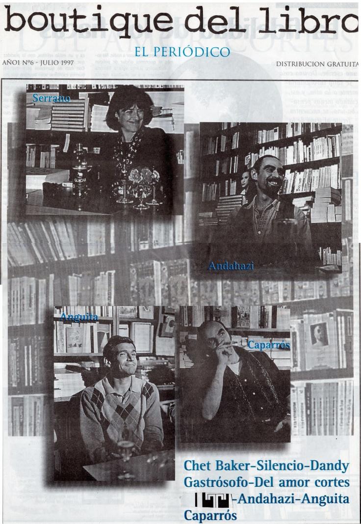 Edición 5 del Periódico Publicado por la Boutique del Libro San Isidro, 30 años
