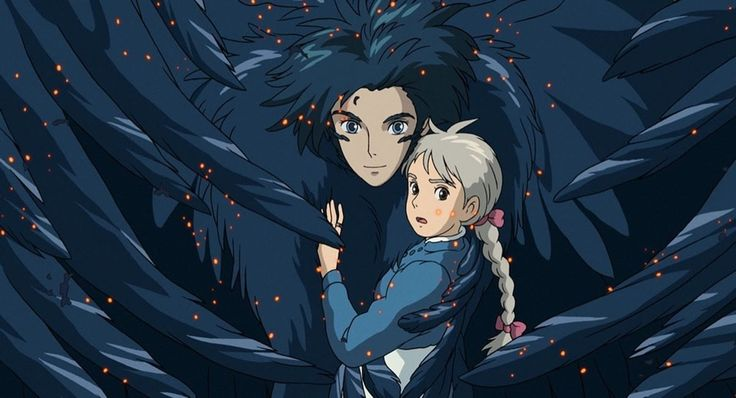 Howls mov ing castle spirited away more will be