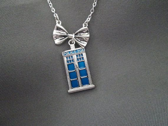Bow ties and the TARDIS are cool. :)