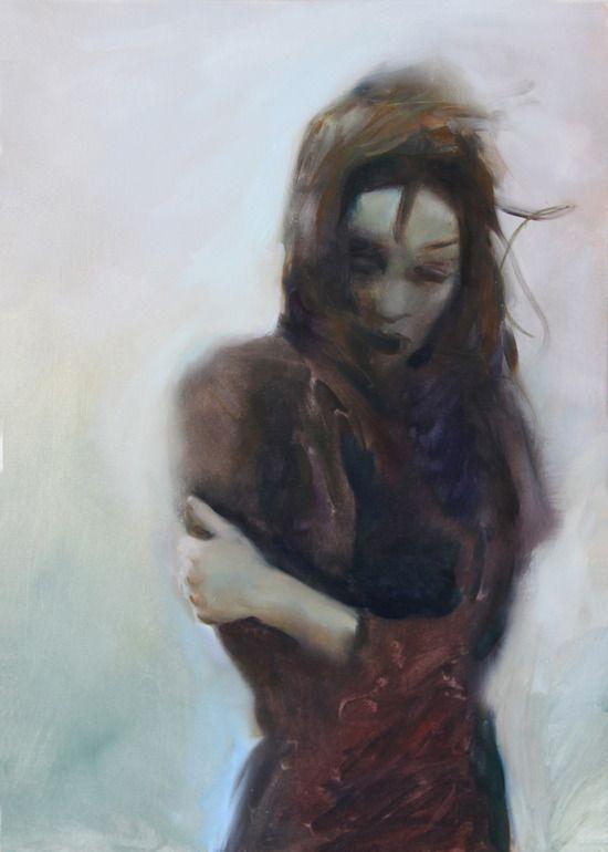 Moussin Irjan; Oil, 2012, Painting