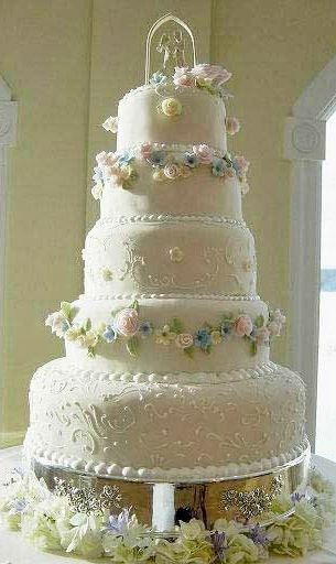 107 best WEDDING CAKES images on Pinterest Cake wedding Petit