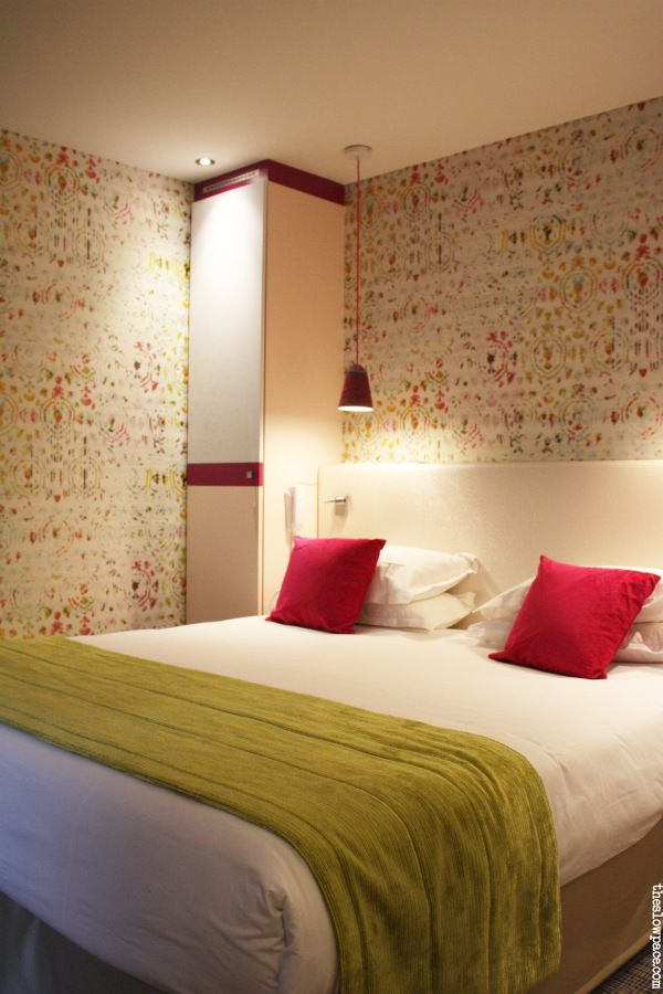 Posted on Cityloque HOTEL ATMOSPEHRES A little boutique hotel in Paris' Latin Quarter @theslowpaceblog