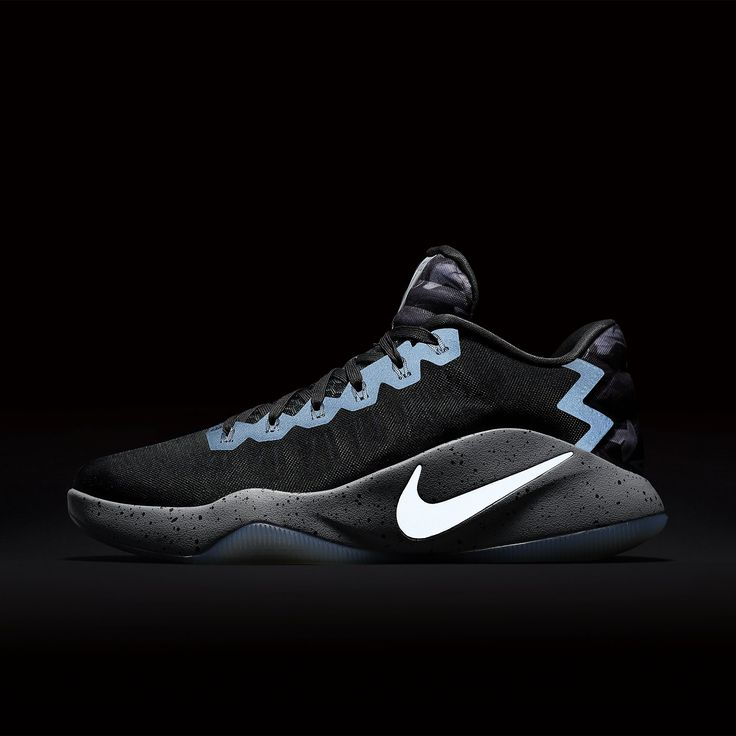 Nike Hyperdunk 16 Low LMTD EP (905093-010) Anthracite Wolf Grey New Arrival