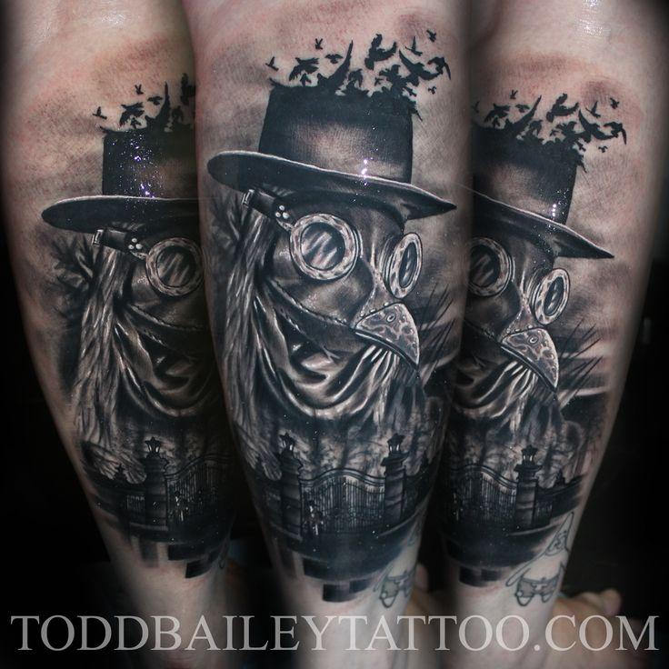 Plague doctor tattoo buscar con google tattoo for Plague doctor tattoo