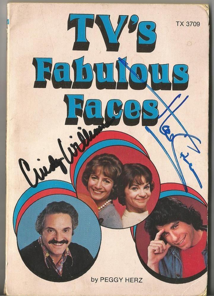 CINDY WILLIAMS HAL LINDEN RON PALILLO GABE KAPLIN MULTI SIGNED TV'S FAB BOOK COA | Entertainment Memorabilia, Autographs-Original, Movies | eBay!