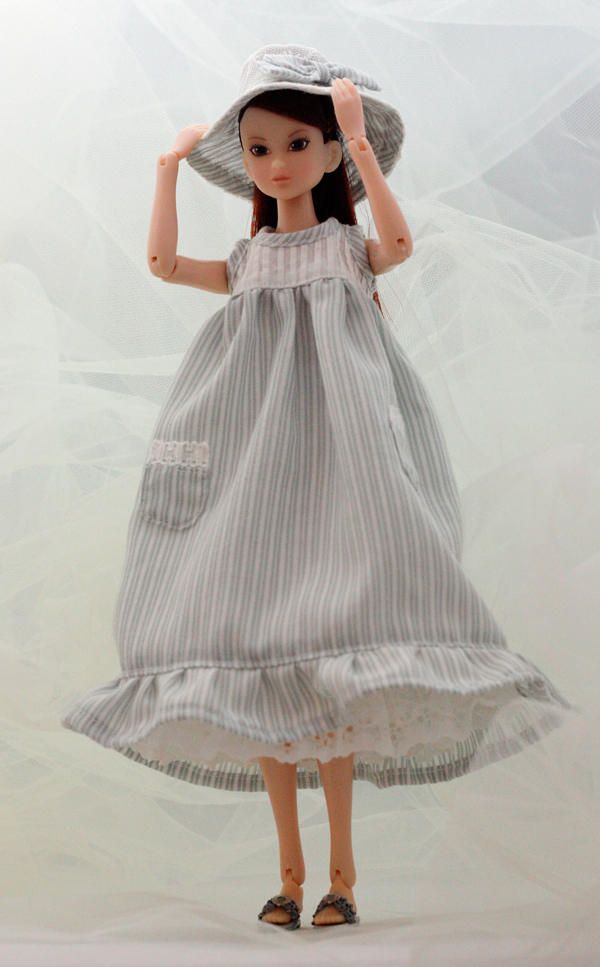 Excited to share the latest addition to my #etsy shop: Outfit for 1/6 Momoko doll: Dress, petticoat, hat and shoes. Free shipping! http://etsy.me/2zVw4f5  #momokodoll #momokooutfits #momokoclothes #dollclothing #dollfashion #momokodollclothes #momokobjd #momokodress