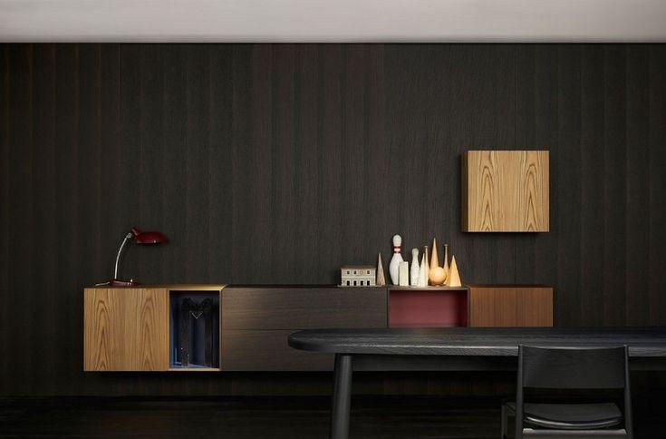 Italian furniture brands ideas: New Porro's dining room collection | Milan Design Agenda