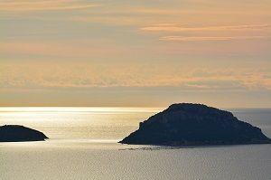 alba a La Maddalena