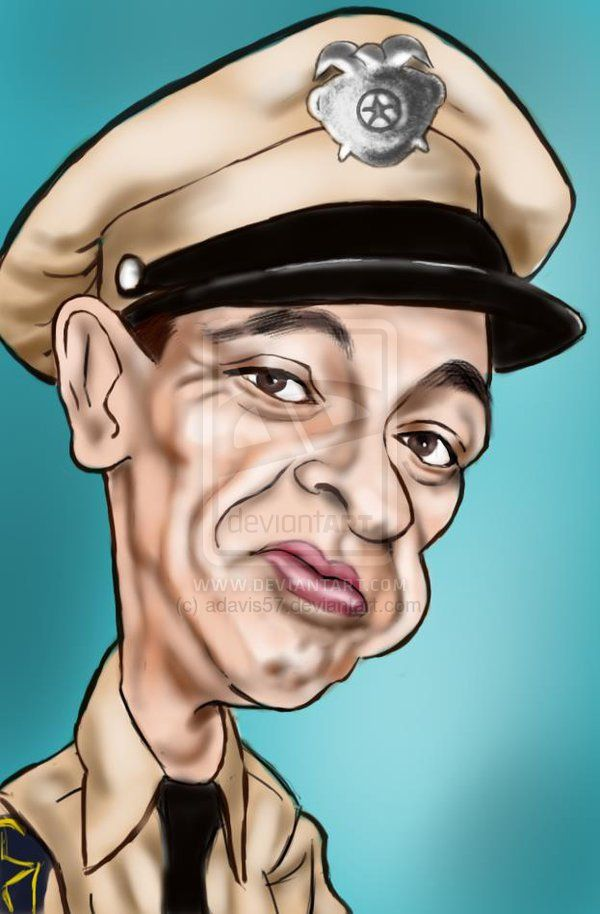 Barney Fife by adavis57 on deviantART