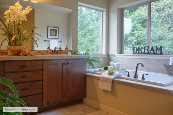 17 best images about bathroom staging on pinterest for Bathroom staging ideas