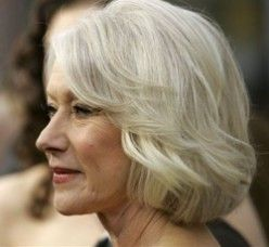 Helen Mirren's Role In Beauty And Fashion Style For Older Women
