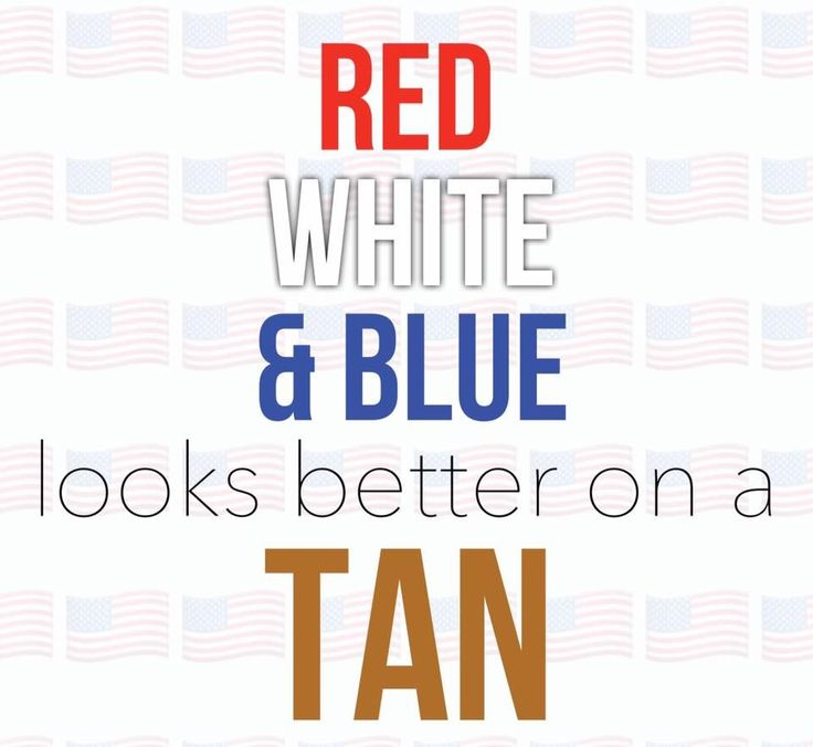 The 4th of July is coming up and we have some specials to get you tan and ready! You can get one full week of our Gold Level Tanning and a Spray Tan for just $45! That is a 20% savings! You will also get 25% off any lotion purchase! Be bronzed and ready for all of your 4th of July celebrations!