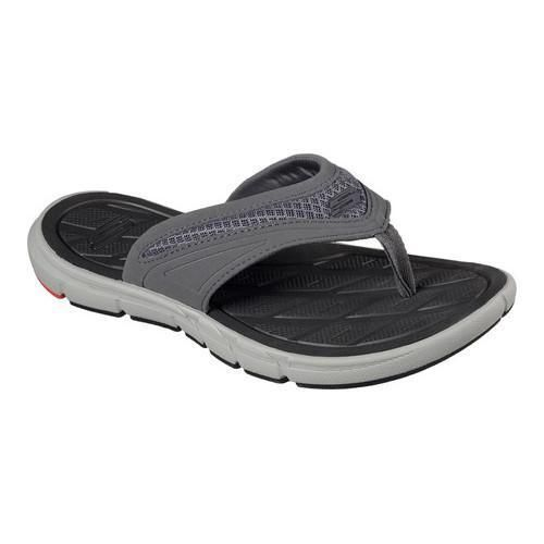Men's Skechers Hugom Thong Sandal