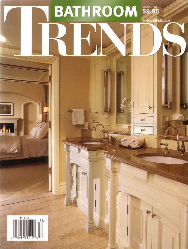 Trends Magazine Cover