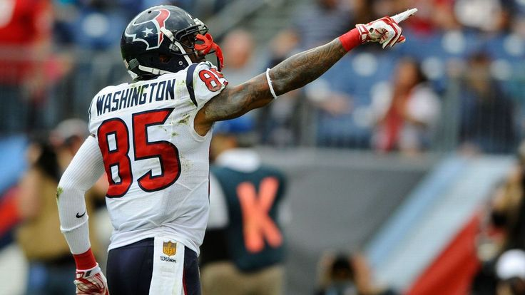 Willie McGinest to Nate Washington: 'It's going to be good for you'