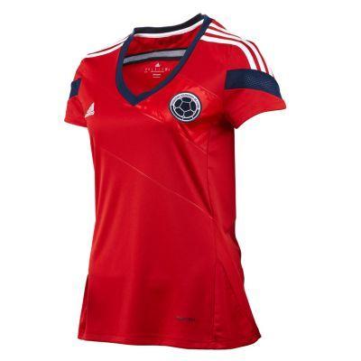 Me gustó este producto Adidas Camiseta Seleccion Colombia Mujer MC FCF Visitante. ¡Lo quiero!