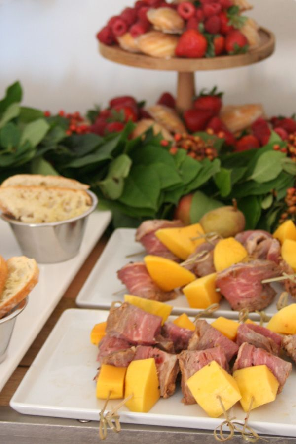 Simple Baby Shower Food Ideas