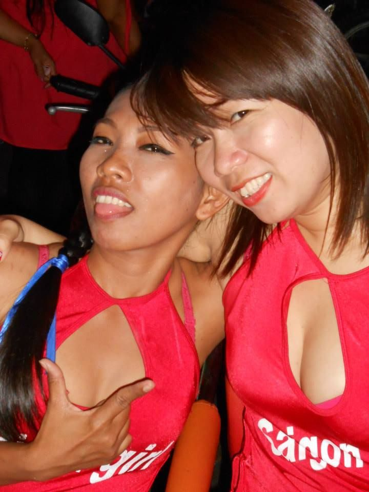 pattaya girls boom boom