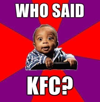 Funny Black Jokes KFC