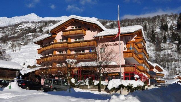 Wellnesshotel Alpenblick in Fiesch - günstige Angebote - Bewertung