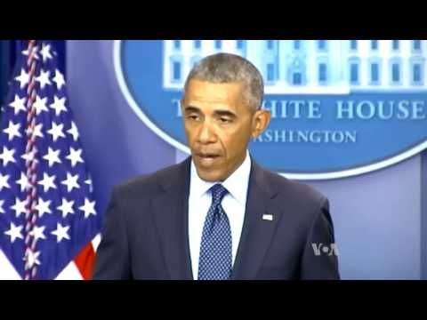 "Orlando Shooting by ISIS - Obama Statement ""Act of Terror"""