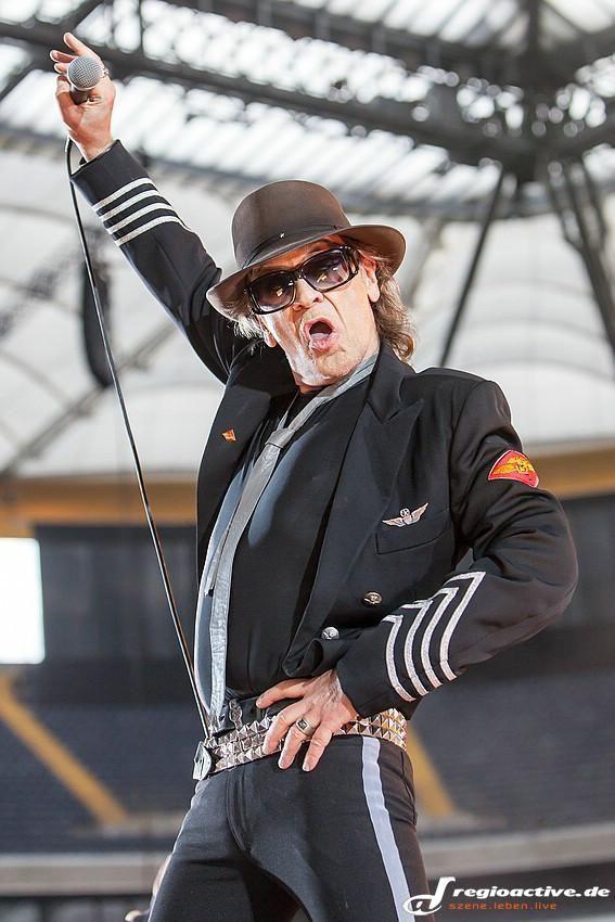 Udo Lindenberg (live in Frankfurt 2015)