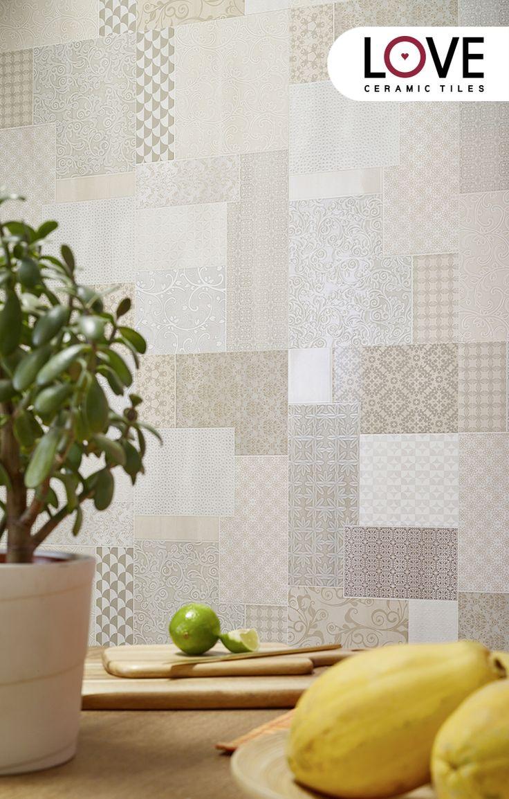 Mix Spices ceramic tiles by Love Tiles #ceramictiles