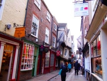 things to do in York England - visit the Shambles