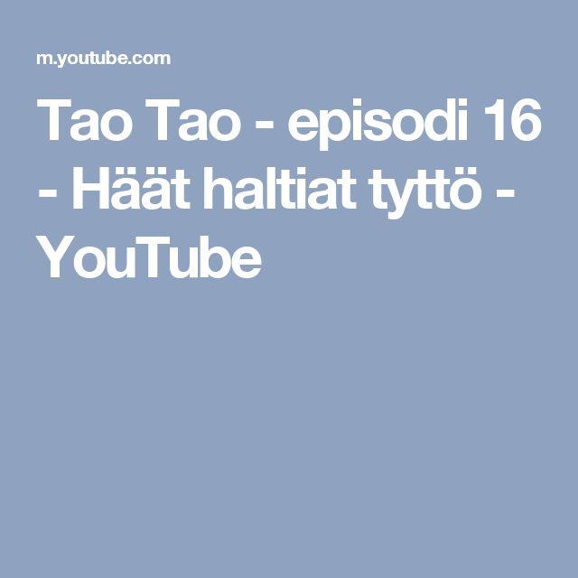 Tao Tao - episodi 16 - Häät haltiat tyttö - YouTube