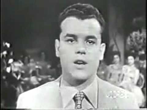 "Julius La Rossa sings ""This is Heaven"" - 1953 - YouTube"