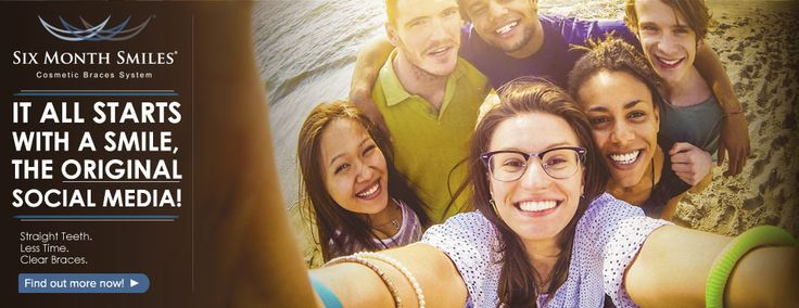 It all starts with a smile. The ORIGINAL social media! If You're Interested in Adult Orthodontics, Call Me for More Info at (409) 299-3015