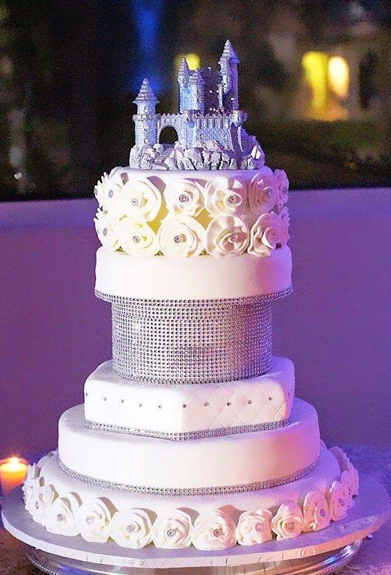 princess inspired wedding cake 53 best images about princess themed weddings on 18772