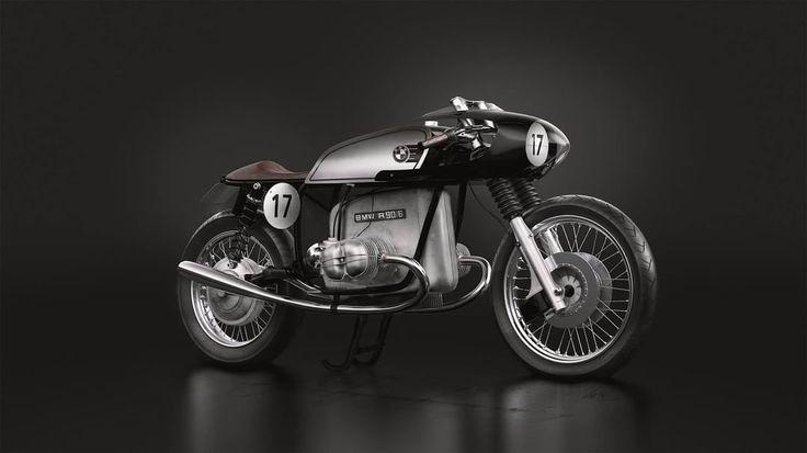 🏁 caferacerpasion.com 🏁 BMW #CafeRacer concept - Elk moto Concepts [TAGS] #caferacerpasion #bmw #caferacersofinstagram #caferacerxxx #caferacerporn #caferacergram