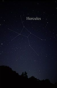 Hercules (constellation) - Wikipedia, the free encyclopedia. The Greeks had an incredible imagination--didn't they???!!!!