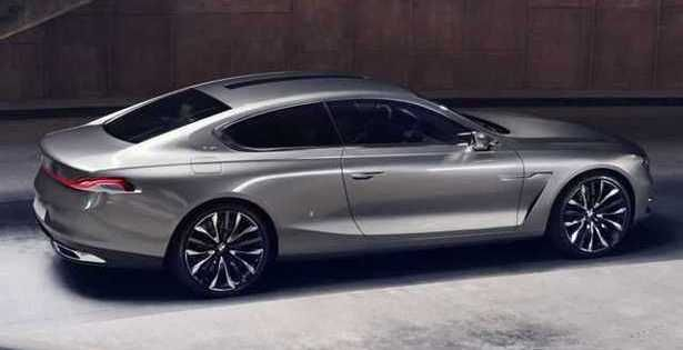 2016 BMW 5 series - competitors