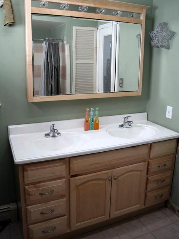 Picture Gallery For Website Installing a Bathroom Vanity
