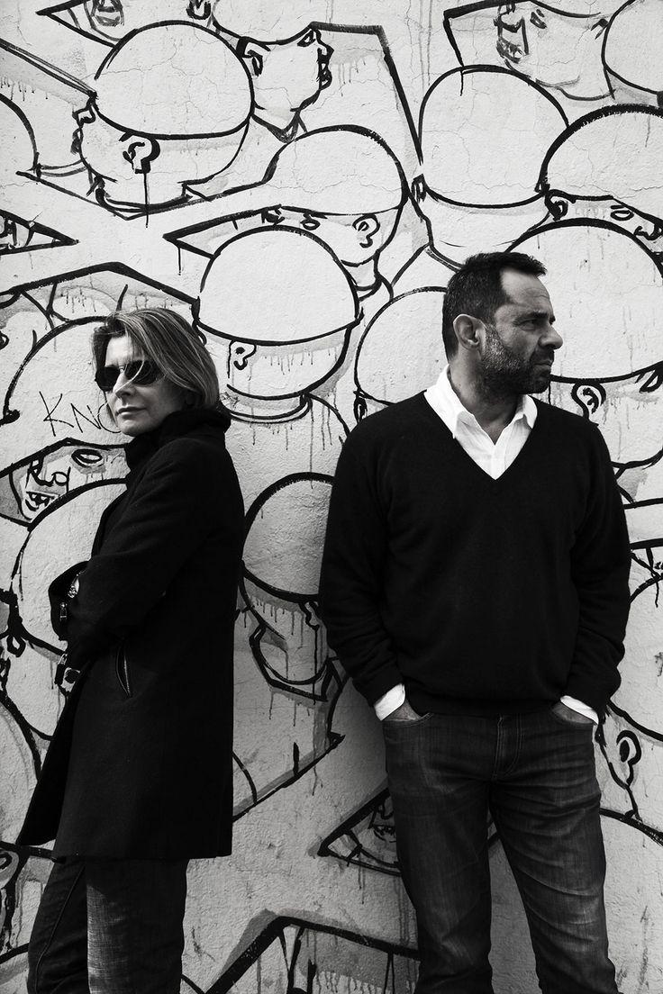 Ludovica + Roberto Palomba by Enrico Costantini