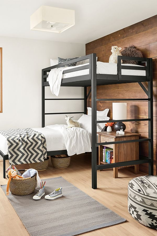Chase Loft Bed Modern Kids Furniture Modern Bunk Beds Bunk Bed