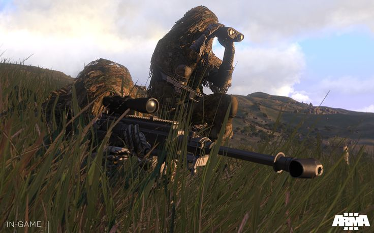 Arma 3. It's more than just a game. It's a platform for people with the dedication to make their own realistic shooting games, game-modes, cinematics, and what have you.