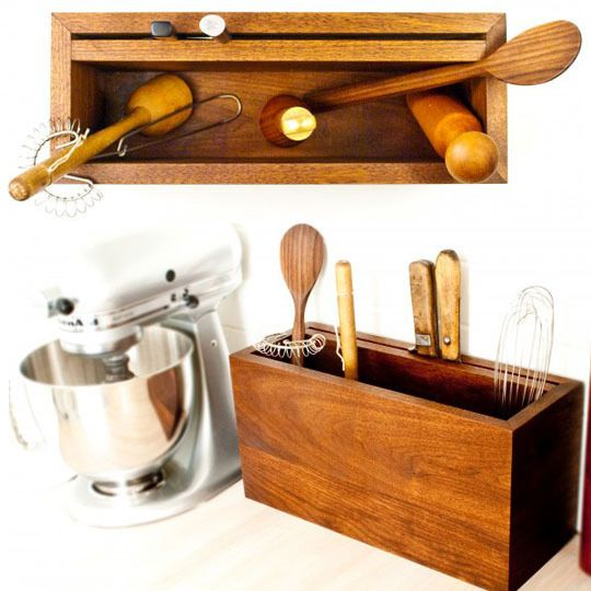 OnOurTable: Beautiful Handmade Cutting Boards & Wooden Kitchen Accessories