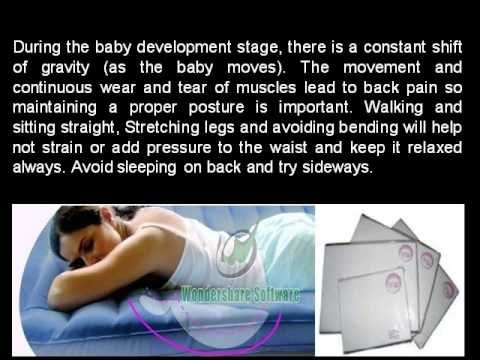 Vote No on : Pregnancy: Sleeping Positions to Reduce Lower Back
