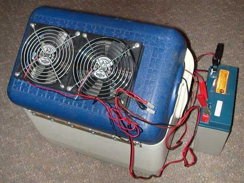 These homemade air-conditioner designs take the mystery out of cold-air production. Some are complicated, some are cheap and simple, some run on alternative energy, and the last one is so out there that you'll just have to try it.